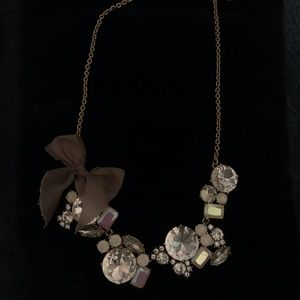 Beautiful J. Crew Embellished necklace